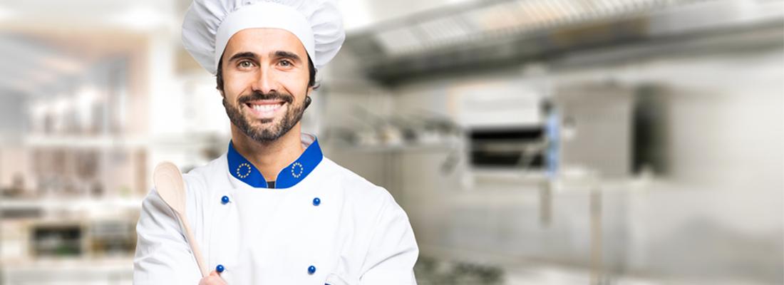 vêtements professionnels de cuisine