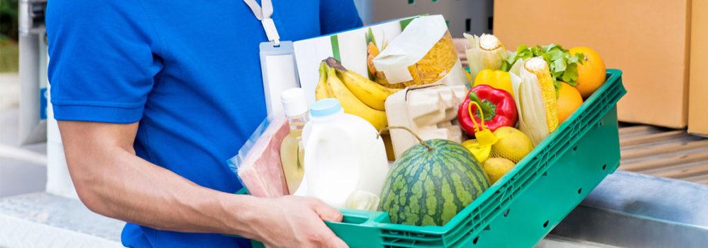 Livraison de paniers de fruits